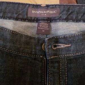 Size 14 women's banana republic jeans